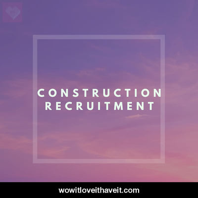 Construction Recruitment Businesses USA B2B Sales Leads - WowitLoveitHaveit