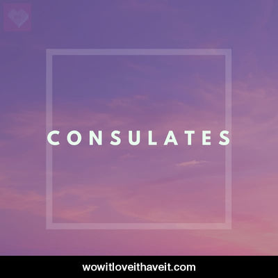 Consulates Businesses USA B2B Mailing List - WowitLoveitHaveit