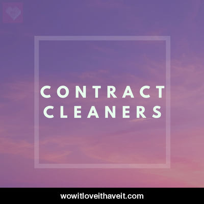 Contract Cleaners Businesses USA B2B Data List - WowitLoveitHaveit
