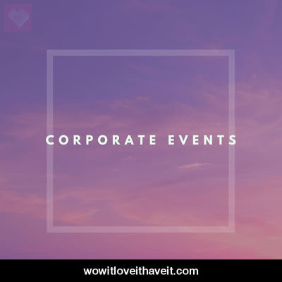 Corporate Events Businesses USA B2B Email List - WowitLoveitHaveit