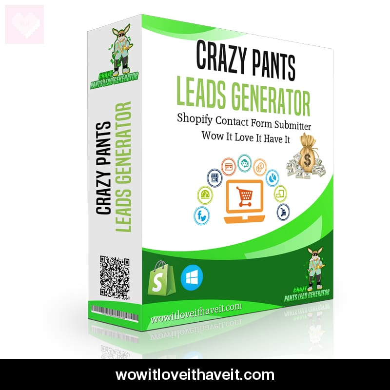 Shopify Contact Form Submitter Software