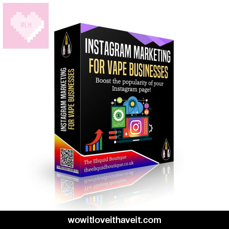 Vape Promotion On Instagram - Wowitloveithaveit