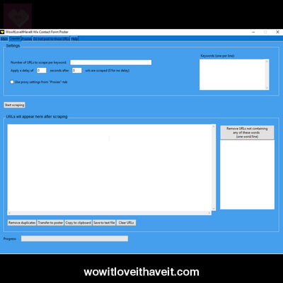 Wix Contact Form Submitter Software - WowitLoveitHaveit