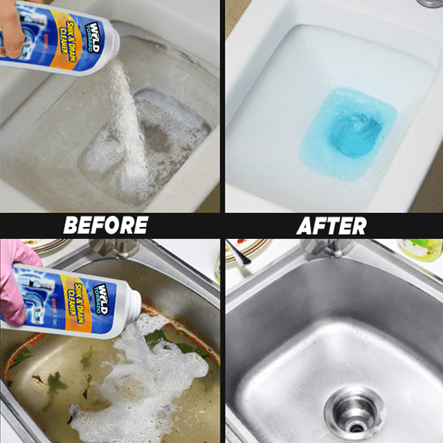 RidALL™ : Powerful Sink & Drain Cleaner
