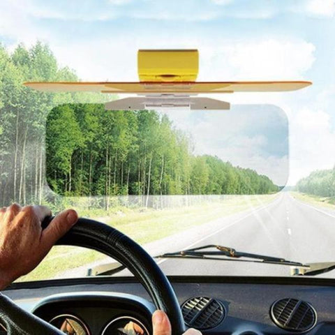 FILTERUV™ : 2-in-1 Day/Night HD Car Vision visor