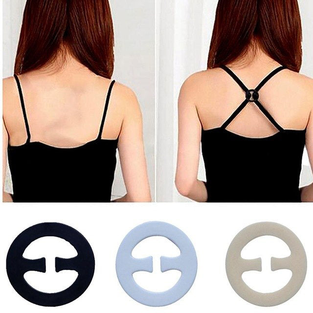 BRACLIP™ : Adjustable Invisible Bra Buckle Clips (Set of 5)
