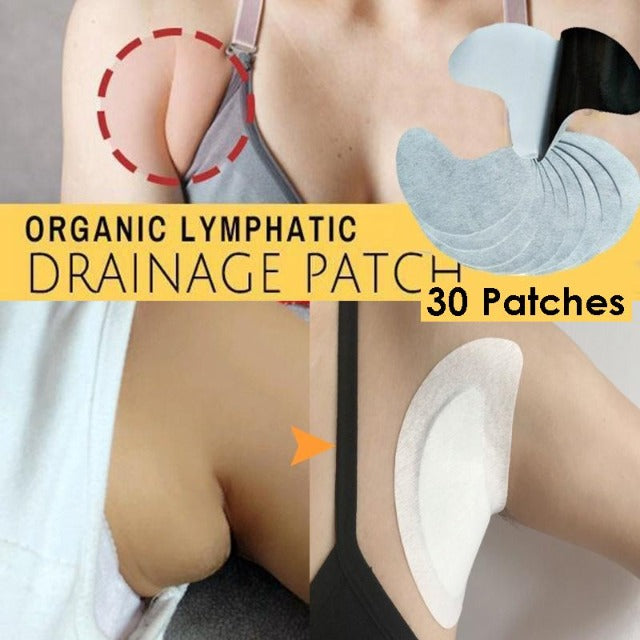 LYMPHY™ : Herbal Lymphatic Drainage Patchs(30 pcs)