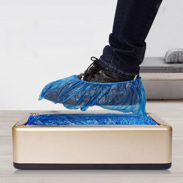 SCOVER™ : Automatic Shoe Cover Dispenser