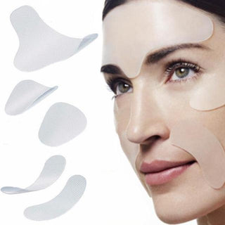 Ultra Thin Facial Lift Patches for Wrinkles & Lines (3 Types)