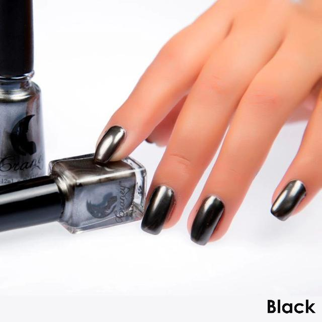 MIRONAIL™ : Metallic Chrome Mirror Nail Polish