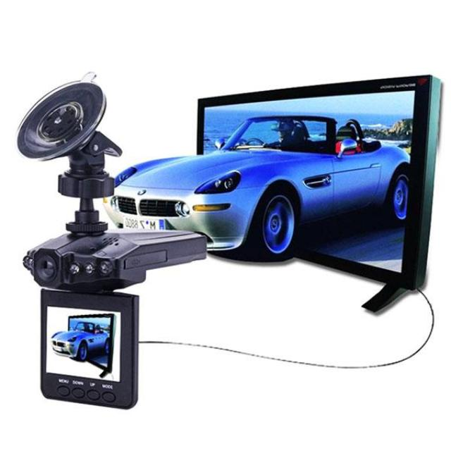RECAM™ : HD Rotatable LCD Car DVR