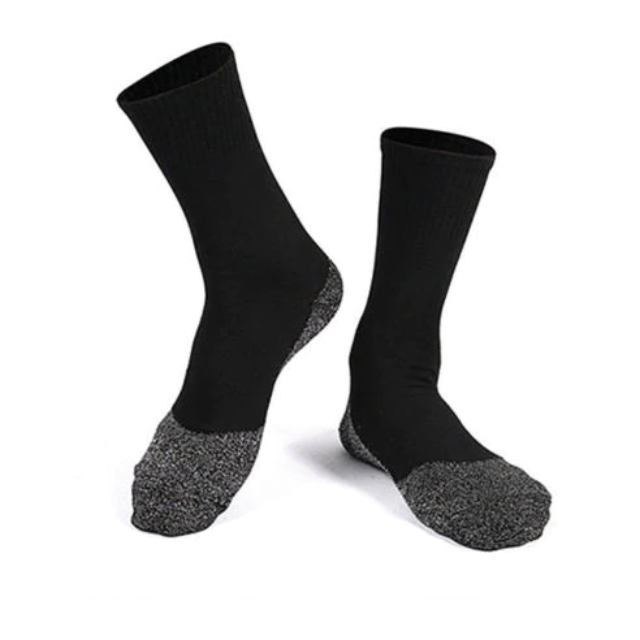 HotSock™ : Aluminized Insulation Fibers Heat Socks