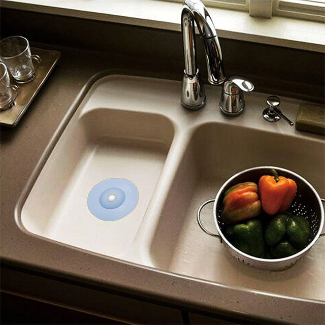 DRANY™: Multi-functional Drain Stopper