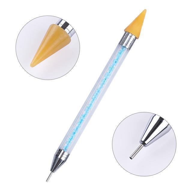 SNAILY™ : Dual-Ended Rhinestone Nail Picker Pen