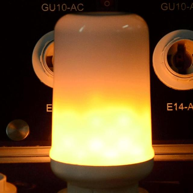 FLAMP™ : Ultra Realistic Flame Effect Lamp