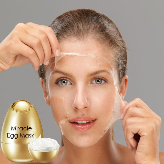 PEELIN™ : Miraculous Eggshell Peel-Off Mask