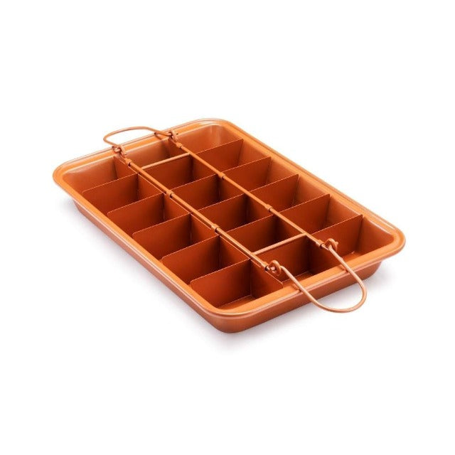 BRONI™ : Non Stick Brownie Pan