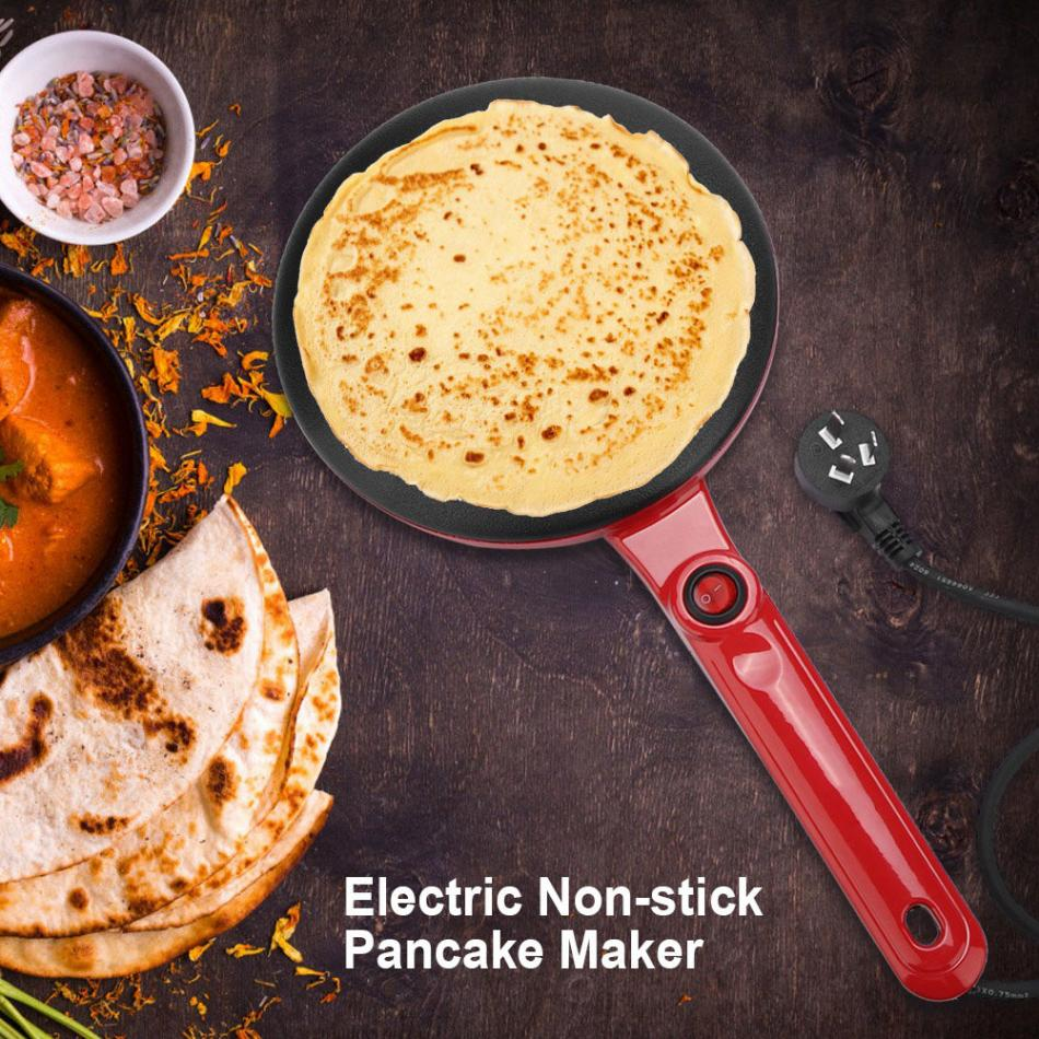 ECREPE ™: Electric Crepe maker