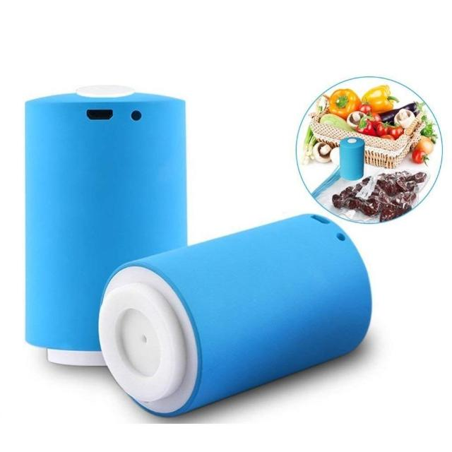 SEALVACC™ : Mini Electric Food Vacuum Sealer