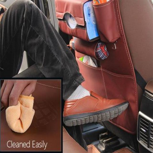 The Ultimate Car Back Seat Organizer