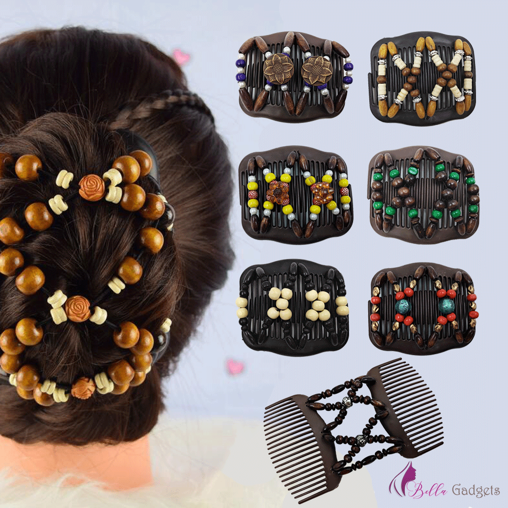 COMBY™ : Magic Stretch Hair Comb