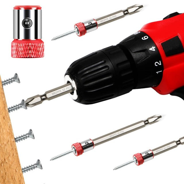 DRING™ : Fast-Attach Screwdriver Bits Magnetic Ring (5 pcs)