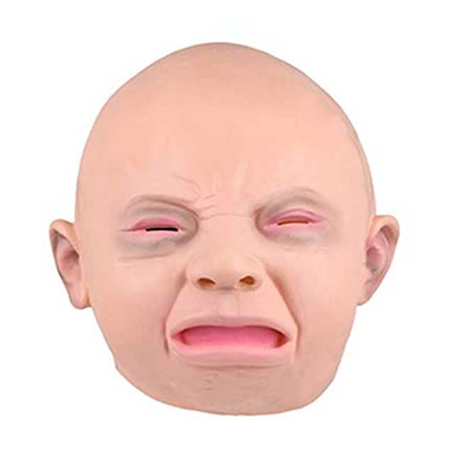 MASKU™ : Baby Head Mask