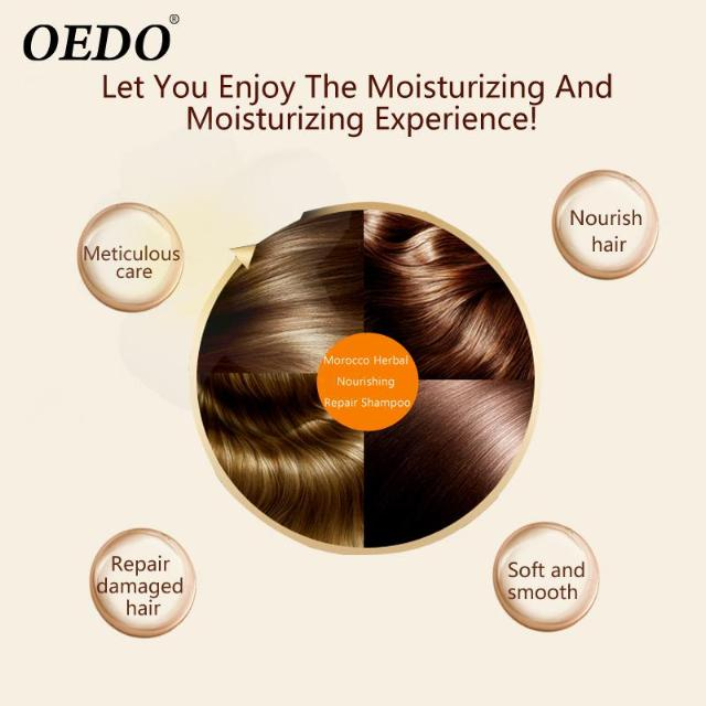 OEDO™ : Morocco Herbal Hair Care Essence