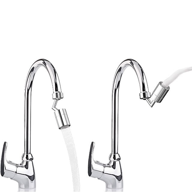 SPLASHET™ : Rotatable Splash Filter Faucet