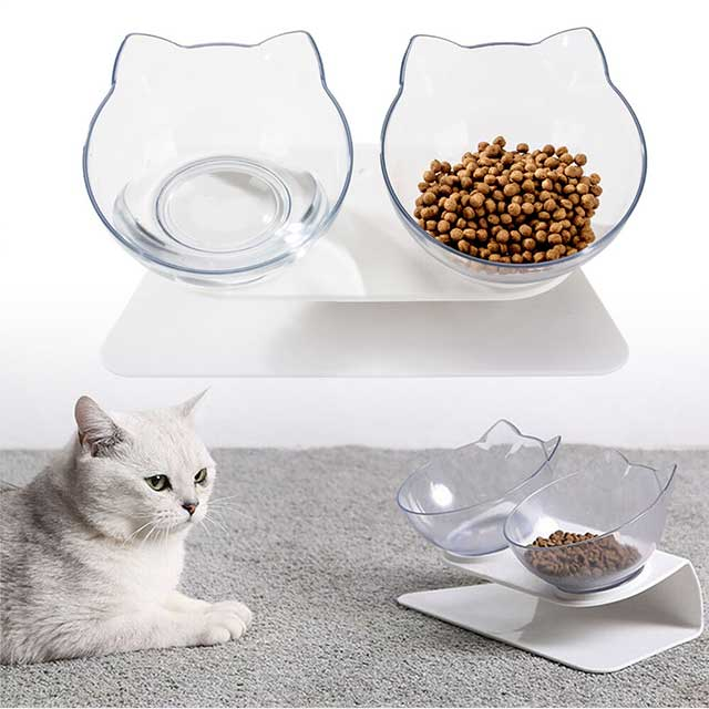 SAFEED™ : Orthopedic Anti-Vomiting Cat Feeder