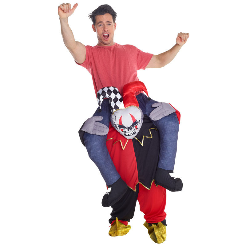 SCARTOM™: Scary Piggyback Halloween Costume