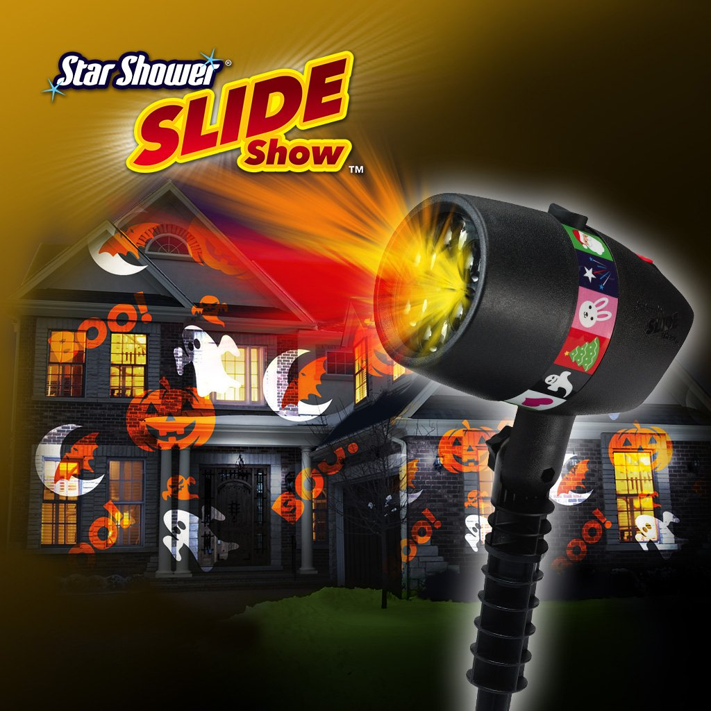 LEDShow™ : Slide Show LED Projector Decorator