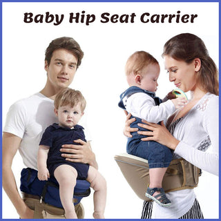 HIPETO™: Baby Hip Seat Carrier
