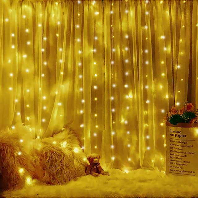 WALIGHT™ : Curtain String Light