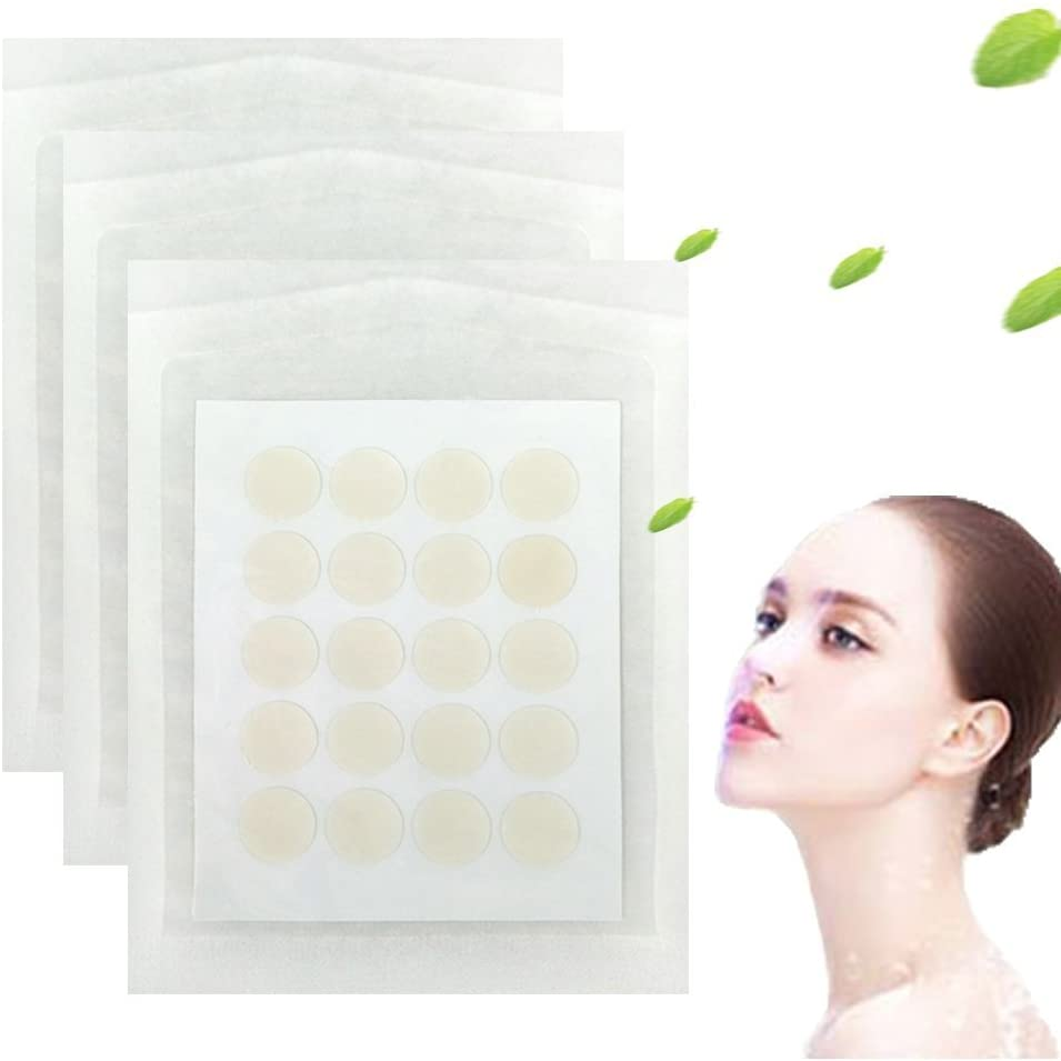 AKNY™ : Hydrocolloid Invisible Acne & Blemish Skin Patch (120 PCS)