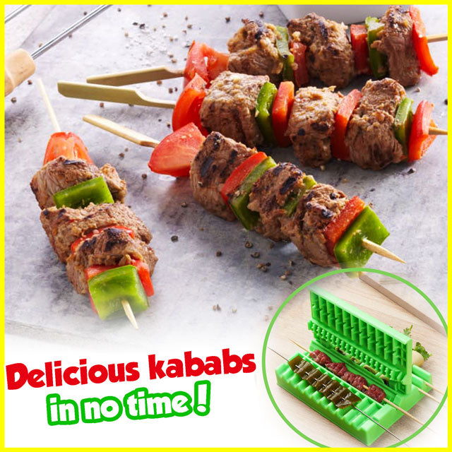 KEBAPP™ : Quick Skewer Kebab Maker