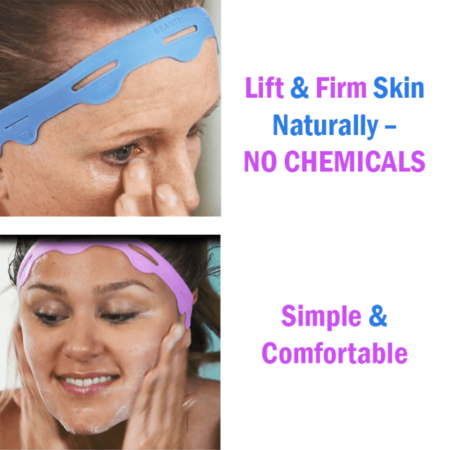 LIFTBAND™ : Anti-Wrinkle Face lifting Band
