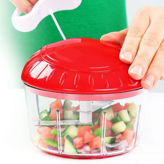 INSTANTCHOP™ : Compact manual food processor