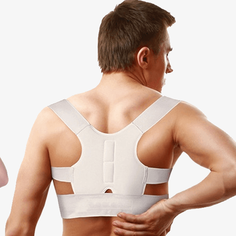 BACKRAPY™ : Magnetic Therapy Posture Back Shoulder Corrector Support Brace Belt