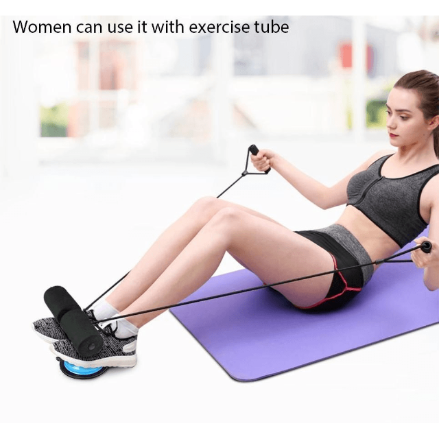 ABSBAR™ : Self-Suction Sit Up Bar For Abdominal/Core Workout
