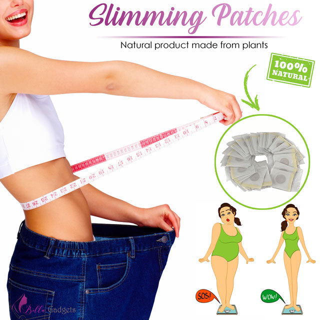 PATCHY™ : Weight Loss Patches (40 PCS)