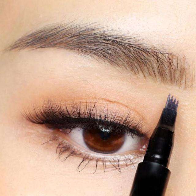 PENEYE™ : The revolutionary four-pointed pen to draw your eyebrows