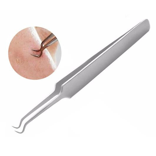 EXTRACTIUM ™ : stainless steel Blackhead extractor and acne