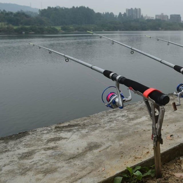 FISHIN™ : Automatic Fishing Rod Holder