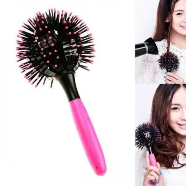 3DBrush™ : 3D Bomb Hair Brush