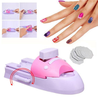 NailPrint™ :  Nail Art Printing Machine