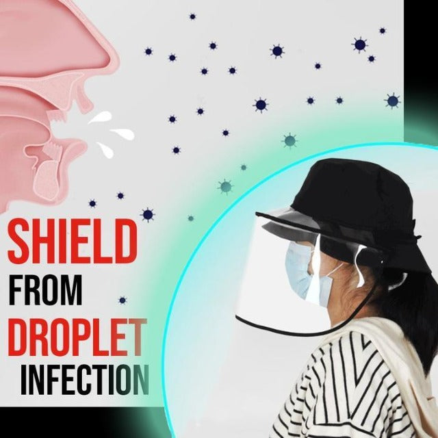 SUMHAT™ : Anti-Droplets Visor Shield Hat