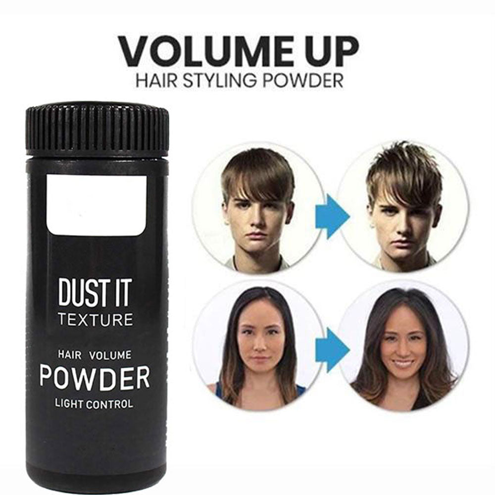 VOLUMAR™: Volume Up Hair Styling Powder