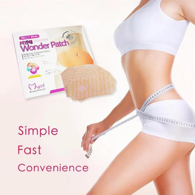 SKINPAT™ : The Glamorous Belly Slimming Patch
