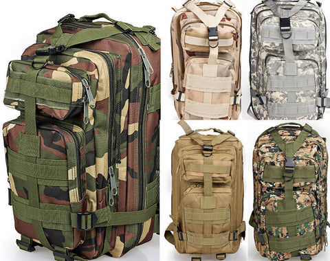 Molle Assault Military Backpack